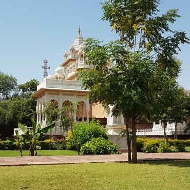 Temple du jardin