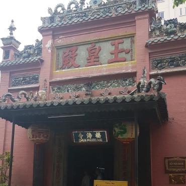 Le Temple de l'Empereur Jade