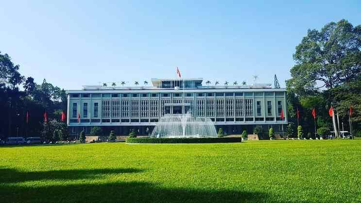Palais de l'Indépendance