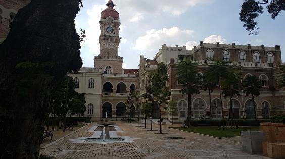 Place du centre de KL