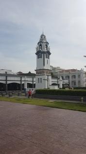 Clock tower d'Ipoh