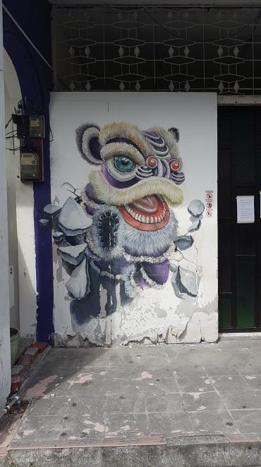 Le street art de Georgetown