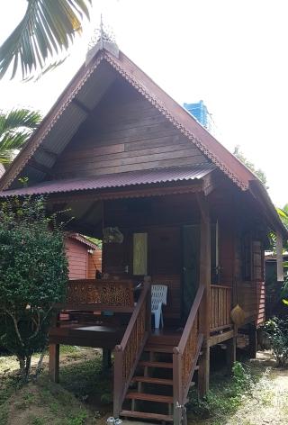Notre bungalow et sur-classé s'il vous plait !