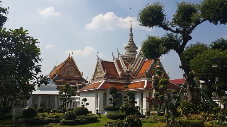 Temple autour du Wat Arun