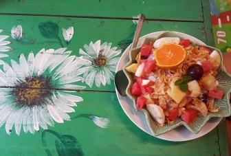 Petit déjeuner !