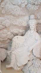 Intérieur du Bouddha
