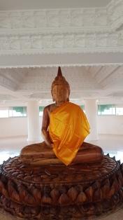 Intérieur du temple conique