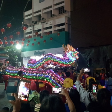 Le grand dragon
