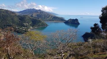 Vue sur la Baie de Hienghène