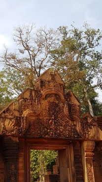 Porte du Banteay Srei