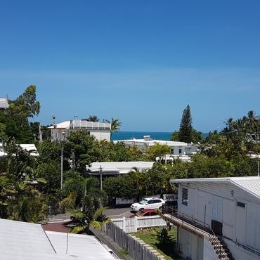 Cette vue incroyable depuis notre nouvel appartement